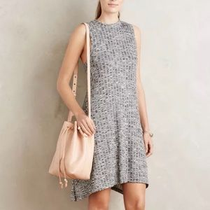 Anthropologie Maeve Sleeveless Knit Sweater Dress
